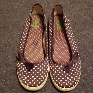 Keds Canvas Slip-On Shoes